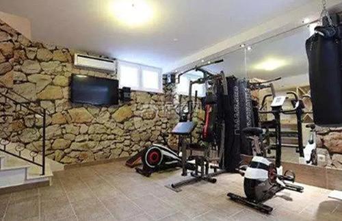 别墅地下室装修效果图 别墅地下室怎么装修