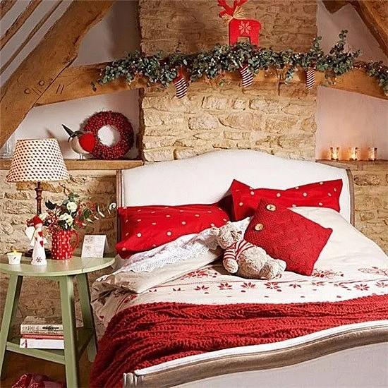 圣诞将至 快来布置你的家居小美好吧~