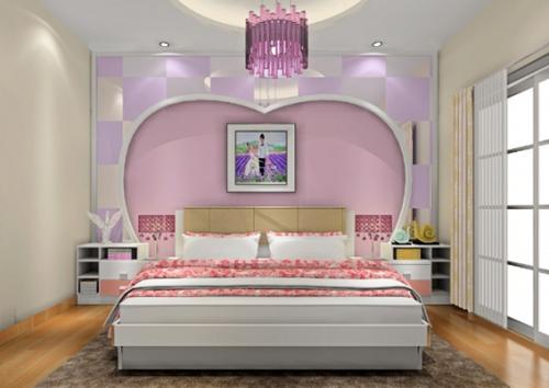 婚房卧室装修效果图 婚房主卧室装修不重样