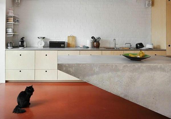 农村厨房装修效果图 不再是单调的砖头水泥