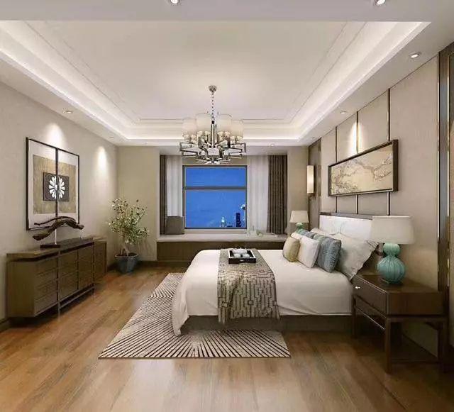 卧室装修,以舒适为主.