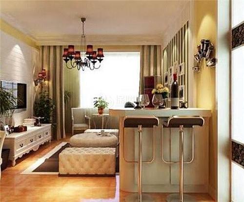 小户型客厅装修效果图 五大妙招拯救小客厅装修