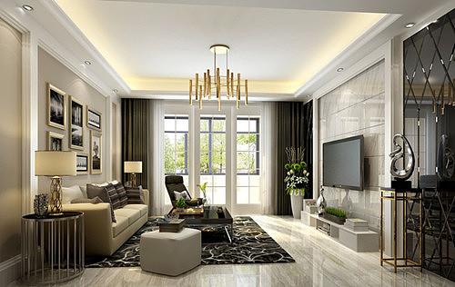 房屋装修简约风格效果图 简约也能美到窒息