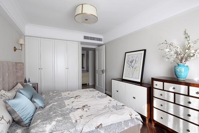 二室一厅美式风格设计 厨房装修超赞的