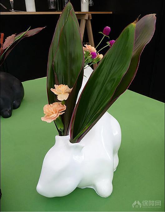 创意家居 创意动物花瓶来袭 你hold住了吗
