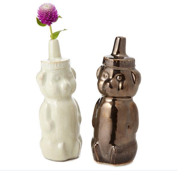 创意家居:创意动物花瓶来袭 你hold住了吗?