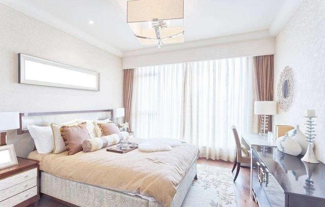 重装修父母卧室 舒适度才是最重要的
