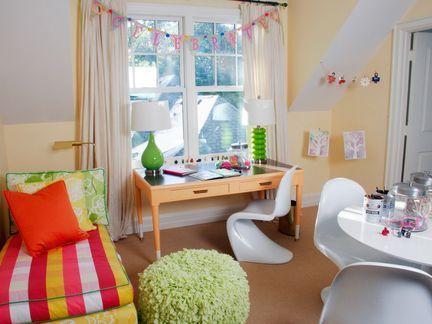 多彩非主流儿童房装修效果图案例