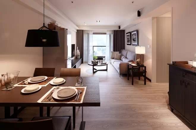一室一厅小户型出租房装修设计效果图案例