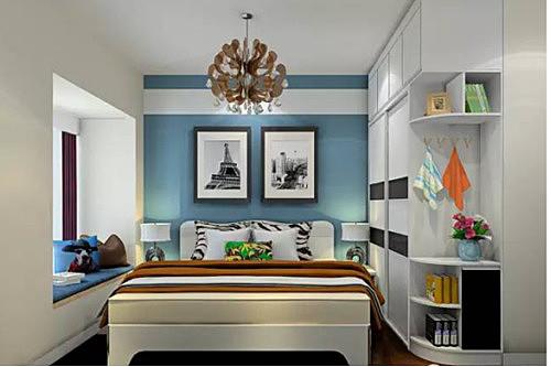 小卧室装修效果图 5个案例总有你喜欢的