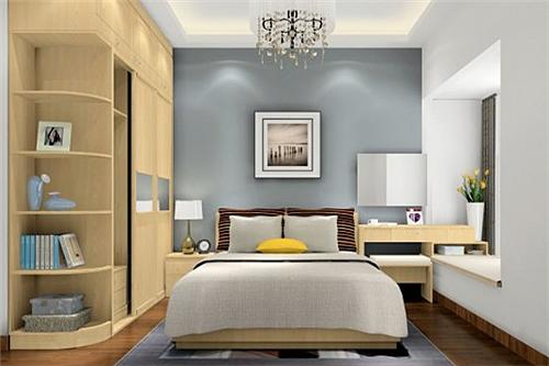 卧房装修效果图大全 2017精致卧房装修塑造完美生活空间