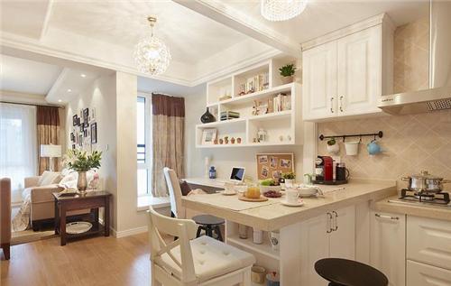 小户型厨房装修效果图 小厨房装出精彩大世界