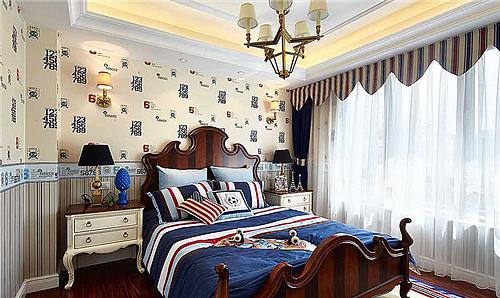 小型卧室装修效果图 风格多变的小卧室设计案例