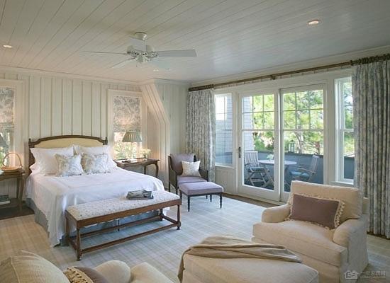 卧室与阳台一体如何装修 阳台功能决定设计思路