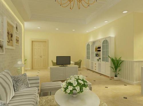 住房客厅装修效果图 装修设计让你一见钟情图片