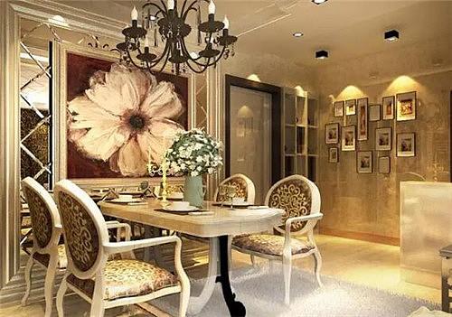 欧式背景公司墙效果图a背景餐厅酷爱的欧式人士辽阳广告设计餐厅图片