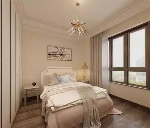 简约房间装修图片 小户型简约卧室设计