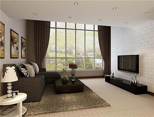 120平米简单装修多少钱 120平居室简约装修的预算