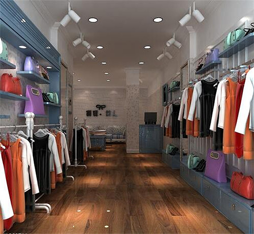 长方形的店面怎么装修 长方形门面怎么样装修图片