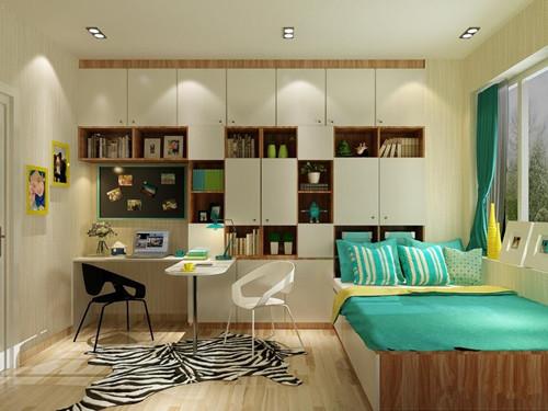 卧室收纳柜设计