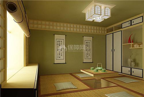 小房间榻榻米装修效果图 舒适温馨小房间榻榻米设计