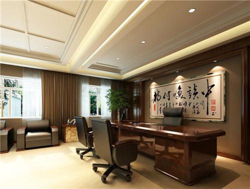 一些办公室背景墙效果图,再结合自己的想法,让整个装修变得更加轻松