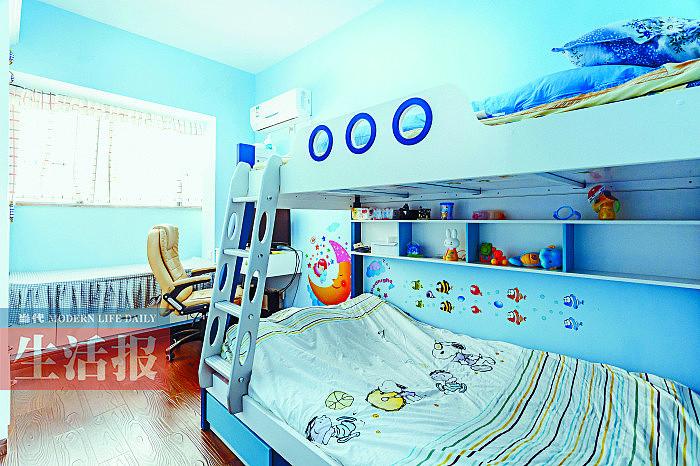 儿童房装修跟成人房间装修是否一样?区别可大了