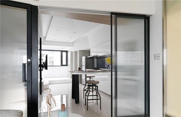 厨房隔断门哪种材质比较好!