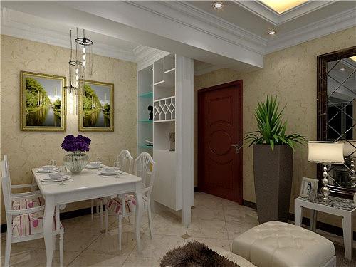 140平米装修多少钱 140㎡四室两厅简装9万搞定