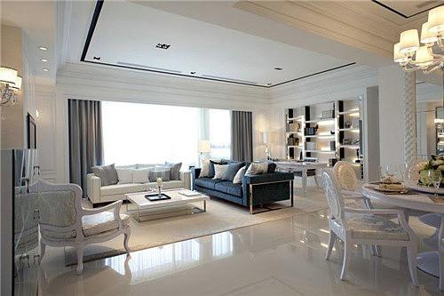 90平米房子装修报价及工期 90平米小三房简装多少钱一平