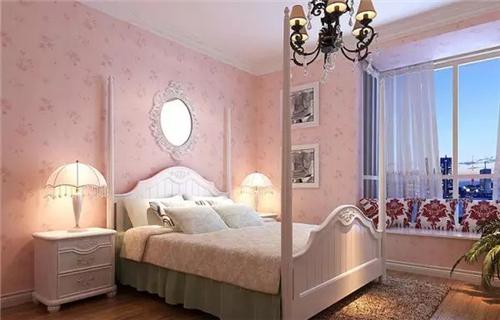客厅装修墙纸配色法门 客厅装修墙纸风格选择