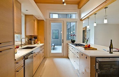让你看了想做饭的厨房设计效果图