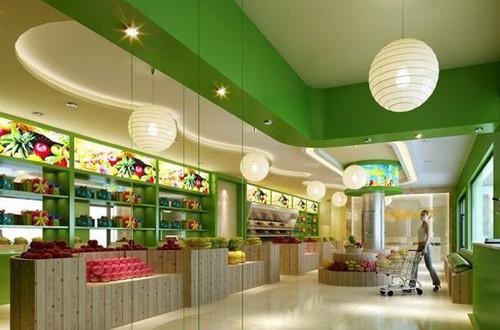 水果店装修效果图 水果店装修有讲究
