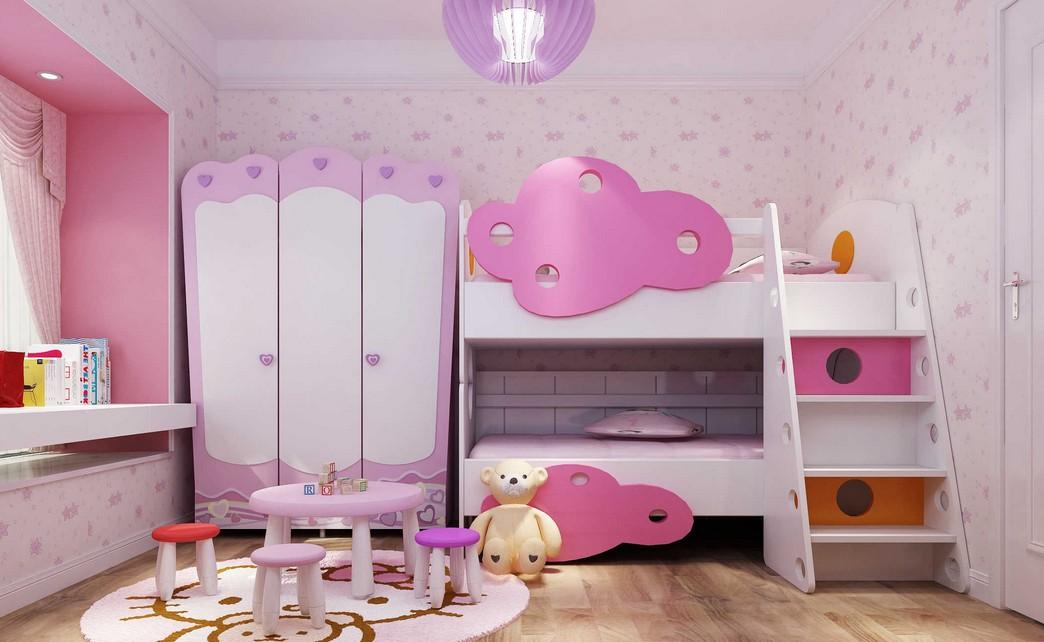 女童房装修