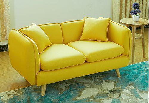双人沙发这么美 还不学学怎么选购