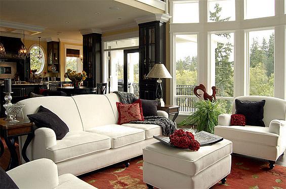 """沙发颜色搭配 让你的客厅""""亮""""起来"""