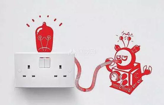 家里的插座这样布置 你就不会嫌不够了!