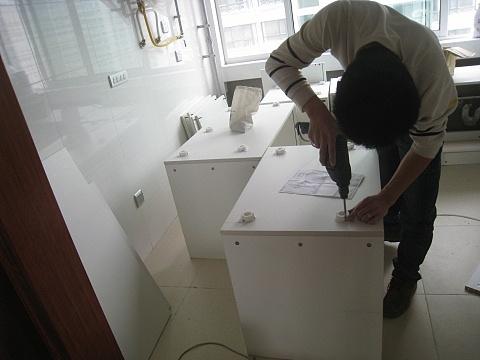 橱柜安装的流程 橱柜安装注意事项