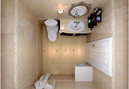 2平米卫生间怎么装修 2平米卫生间装修注意事项