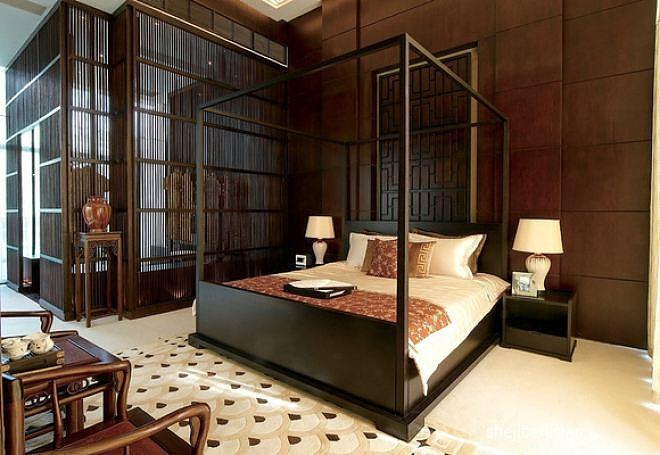 大气卧室装修效果图 5款气质时尚卧室装修