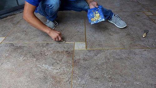 地砖美缝怎么做 瓷砖美缝要注意哪些