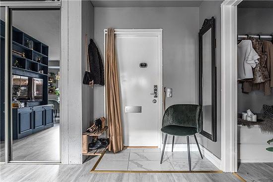 46平米现代公寓装修日记 美得不要不要的