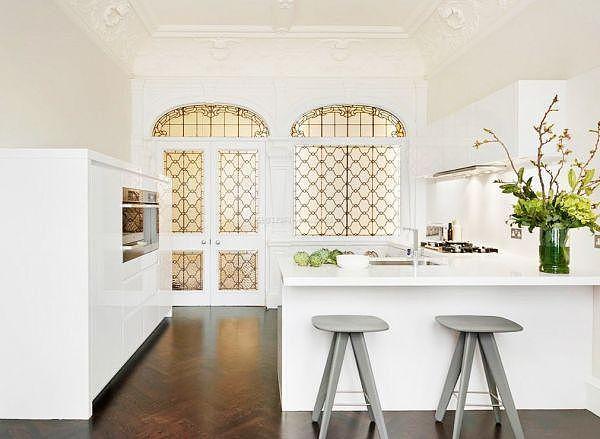 小户型厨房太拥挤了?做好这几点增大储存空间