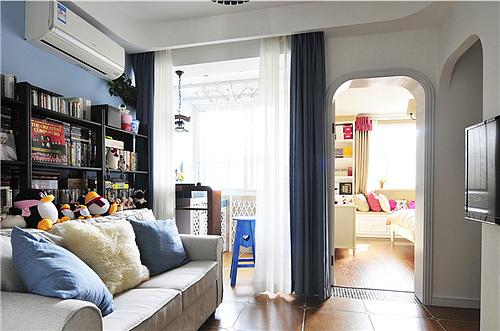 小客厅装修效果图 简约时尚小客厅设计