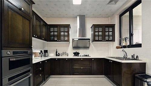 适合厨房里的瓷砖颜色 不同空间搭配什么颜色好