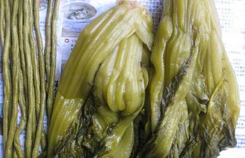 【图】芥菜的腌制方法大全 吃芥菜丝有什么好处