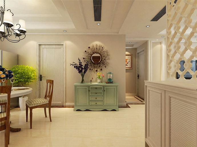 简约风格装修样板间 实现艺术与视觉的家居享受