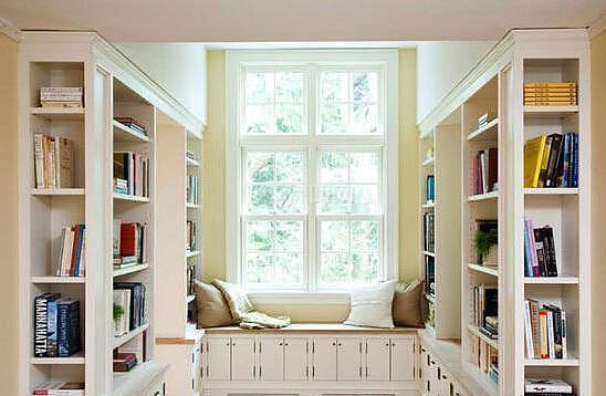 小书房巧妙多出8�O 一房五用全能空间装修法