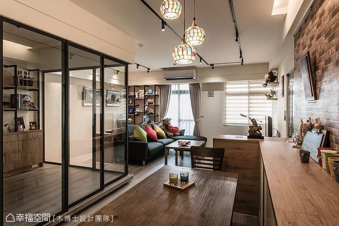 闲置老屋大翻身 轻工业风打造舒适宜人居家场景