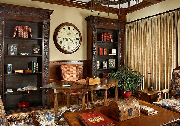 书房书柜摆放风水作用与禁忌